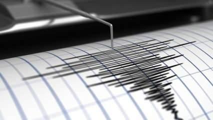 Kandilli ve AFAD'tan açıklama! Akdeniz'de 6.4 büyüklüğünde deprem