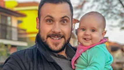Ümit Erdim'den kızı Ses ile eğlenceli paylaşım...