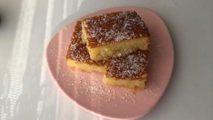 İrmikli revani tatlısı tarifi: Şerbeti tam kıvamında revani tatlısı nasıl hazırlanır?