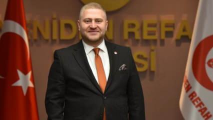 Yeniden Refah Partisi'nden Ali Erbaş'a destek