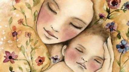 Allah'ın sıfatları ve esmalarıyla: ''Annelik''