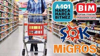 Marketler ne zaman açılacak? BİM A101 ŞOK MİGROS 10 Mayıs'ta kapalı mı?