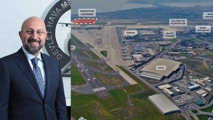DHMİ Genel Müdürü Keskin'den Atatürk Havalimanı açıklaması