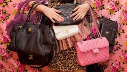 Dünyanın en pahalı çanta markaları