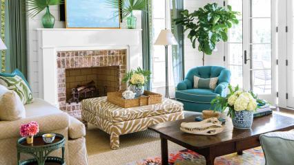Ev dekorasyonunda son yılın en iyi trendleri