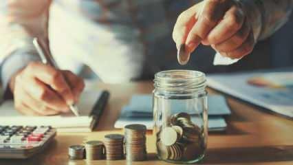 Karantinada nasıl para biriktirilir? Para biriktirmenin en farklı yolları...