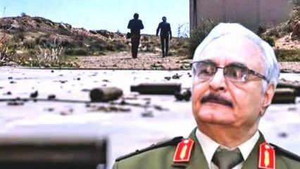 Libya Hükümeti paylaştı: Hafter'in sonu geldi