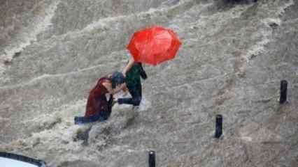 Meteoroloji İstanbul için alarm verdi!