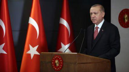 Son dakika: Başkan Erdoğan açıkladı: 7 ilde şehirler arası kısıtlama sona erdi!