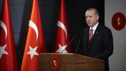 Ve Erdoğan yeni kararlar açıkladı! Peş peşe müjdeleri verdi