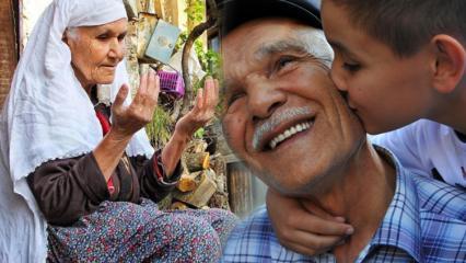 İslamda Anne baba hakkı nedir? Anne babaya iyilik etmek ile ilgili ayet ve hadisler