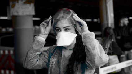 10 ilde maske takmadan çıkmak artık yasak!