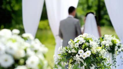 Düğün salonları ne zaman açılacak? Haziran ayında düğünler başlayacak mı?