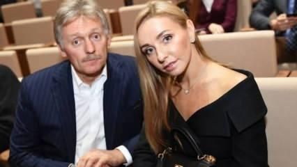 Peskov'un ardından eşi Tatyana Navka da koronavirüse yakalandı