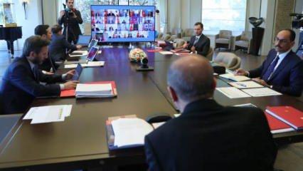 Başkan Erdoğan açıkladı! 9 ilin daha seyahat sınırlaması kalktı...