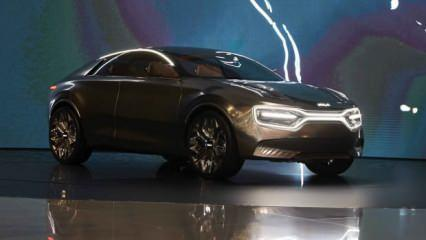 Kia 7 yılda 7 elektrikli otomobil tanıtacak