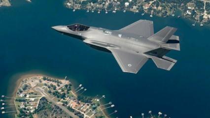 ABD'de F-35 uçağı düştü