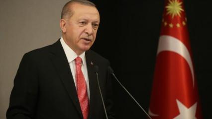 Başkan Erdoğan: Yarından tezi yok, yeni bir seferberlik başlatıyoruz