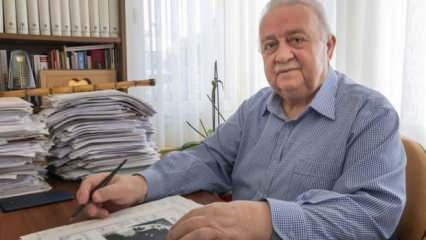 Bestekar Amir Ateş'in hayatı ve eserleri kitapta toplandı