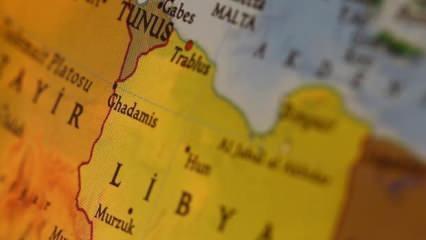 Libya'ya 8 savaş uçağı gönderdiler! BM açıkladı