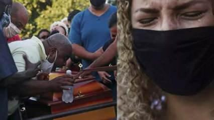 Brezilya'da korkulan oldu! Kabusa uyandılar