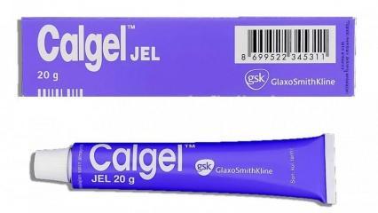 Calgel Jel neye yarar ve fiyatı nedir? Calgel kremin kullanımı!