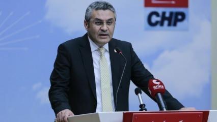 CHP'li Salıcı, Vefa Destek ekibine saldırıyı sahiplendi