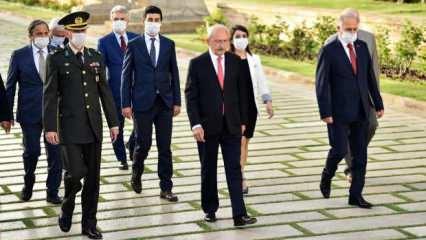 Dikkat çeken sözler: CHP'de birileri Kılıçdaroğlu'nu sabote etmeye mi çalışıyor?