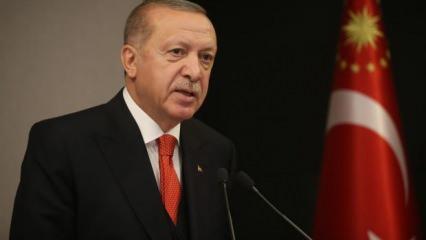 Erdoğan'dan cami ve okul açıklaması! Tarihi verdi