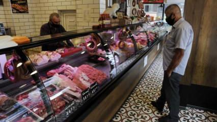 Günlük et satışları 2 kat arttı