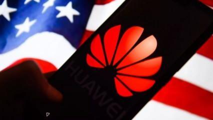 Ambargo sonrası Huawei için sevindirici haber