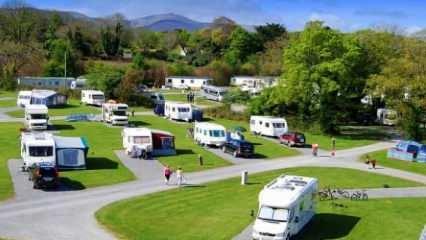 İzole tatil anlayışına yoğun talep: Bungalov, kamp, karavan