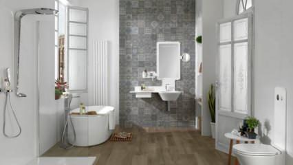 Küçük banyo dekorasyonu nasıl yapılır? Banyo dekorasyonun püf noktaları