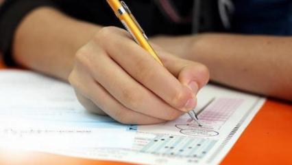 LGS'ye hazırlanan öğrenciler için soru destek paketi yayımlandı