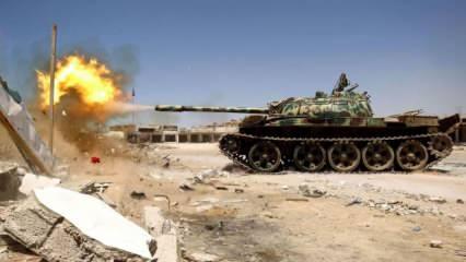 Libya'da Hafter'e bir ağır darbe daha! Tek tek ele geçiriliyor