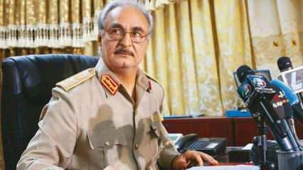 Libya'da sıcak gelişme! Hüsrana uğrayan Hafter'i sildiler!