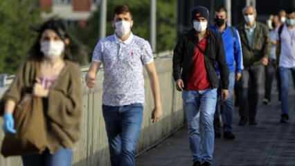 Maske takmanın zorunlu olduğu iller hangileri? İşte maskesiz sokağa çıkmanın yasak olduğu 25 il
