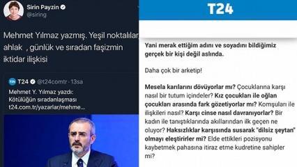 Mehmet Yılmaz ve Şirin Payzın'a tepkiler çığ gibi: Tahammülümüz kalmadı