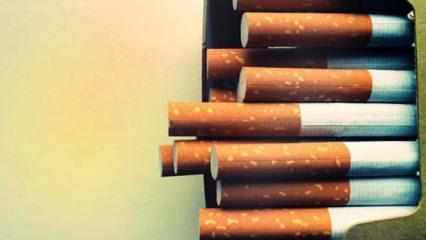 Sigara fiyatları ne kadar oldu? 20 Mayıs 2020 en ucuz sigara fiyatı kaç TL?