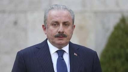 İlk haber7.com duyurdu! AK Parti'nin TBMM Başkan adayı belli oldu