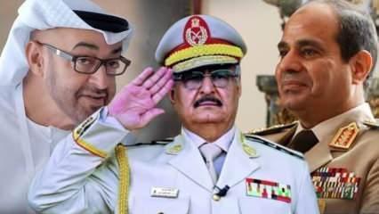 BAE ve Mısır, 'Hafter'e verdiği desteği çekiyor' iddiası
