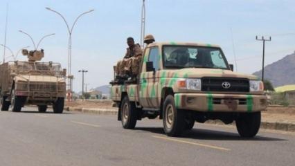 Yemen ordusu, Mansur dağını kontrol altına aldı