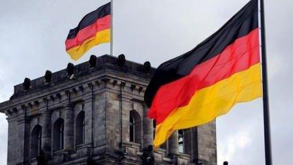 Alman ekonomisi birinci çeyrekte yüzde 2,2 küçüldü