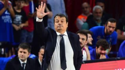 Ataman'dan ilk yorum: Ertelenelen şampiyonluk...
