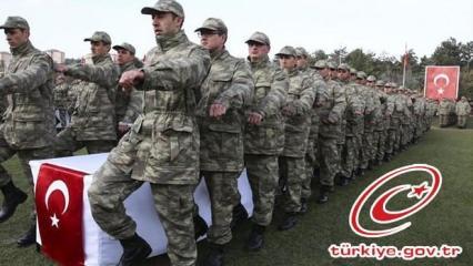 Bedelli askerlik yerleri açıklandı! E-Devlet 2020 askerlik yerlerini sorgulama sayfası