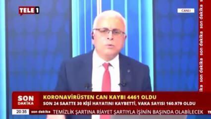 CHP'nin desteklediği TELE 1 kanalında Menderes'e çirkin suçlamaya protesto