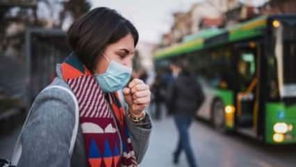 Covid-19 hastaları 11. günün ardından bulaşıcı değil