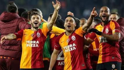 Galatasaray dünyada ilk 10'a girdi!