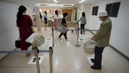 Japonya'da OHAL kaldırıldı