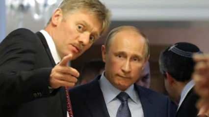 Kovid-19'a yakalanan Kremlin Sözcüsü Dmitriy Peskov taburcu edildi